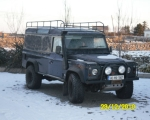 Land Rover Defender details