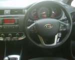 Kia Rio details