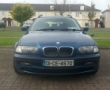 BMW 3 series details