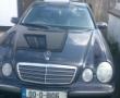 Mercedes E Class details
