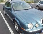 Jaguar S-Type details