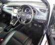 Toyota Harrier details