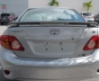 Toyota Corolla details
