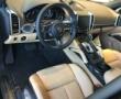 Porsche Cayenne details