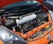 Toyota Vitz details
